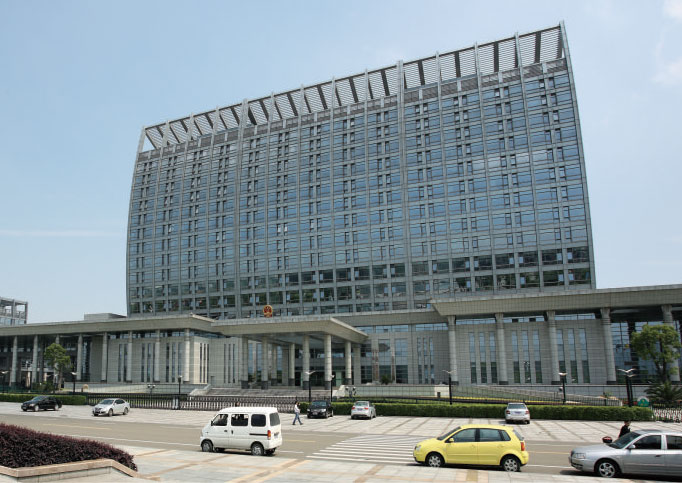 Ningbo_Beilunqu_Administration_Center