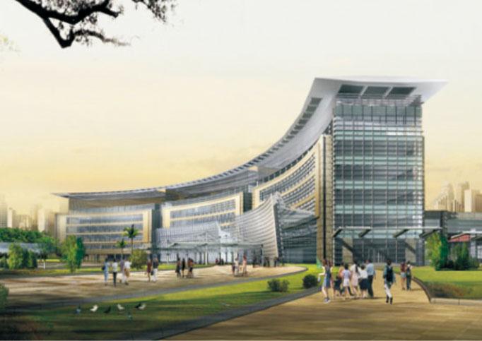 Shanghai shuguang hospital