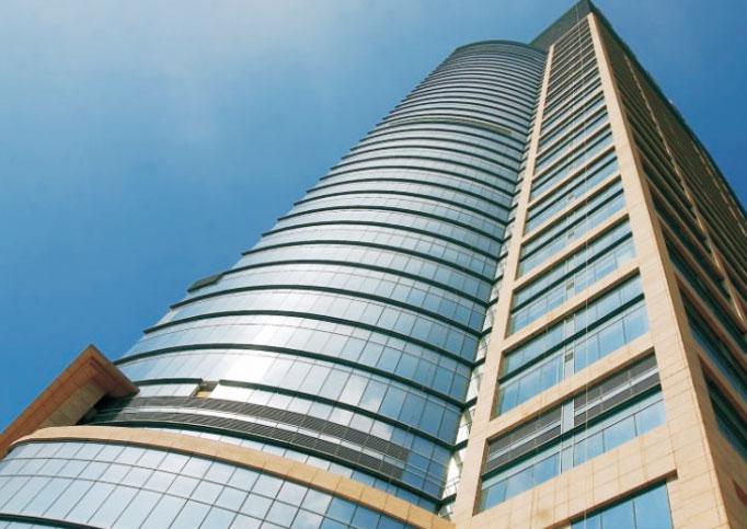Shenzheng Caifu Building