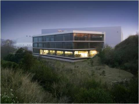 葡萄牙生产基地